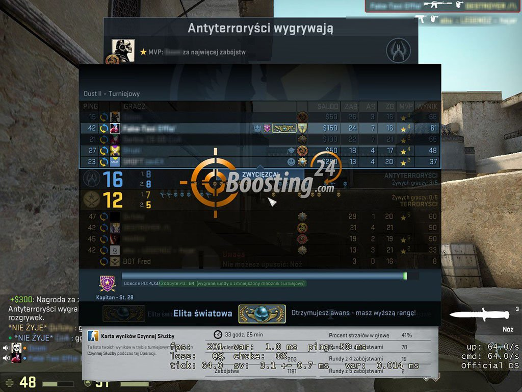 CS:GO BOOSTING - CSGO Rank Boost with BOOSTING24  Services made by PROS