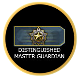 csgo account Distinguished Master Guardian