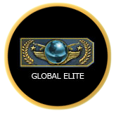 csgo account Global Elite