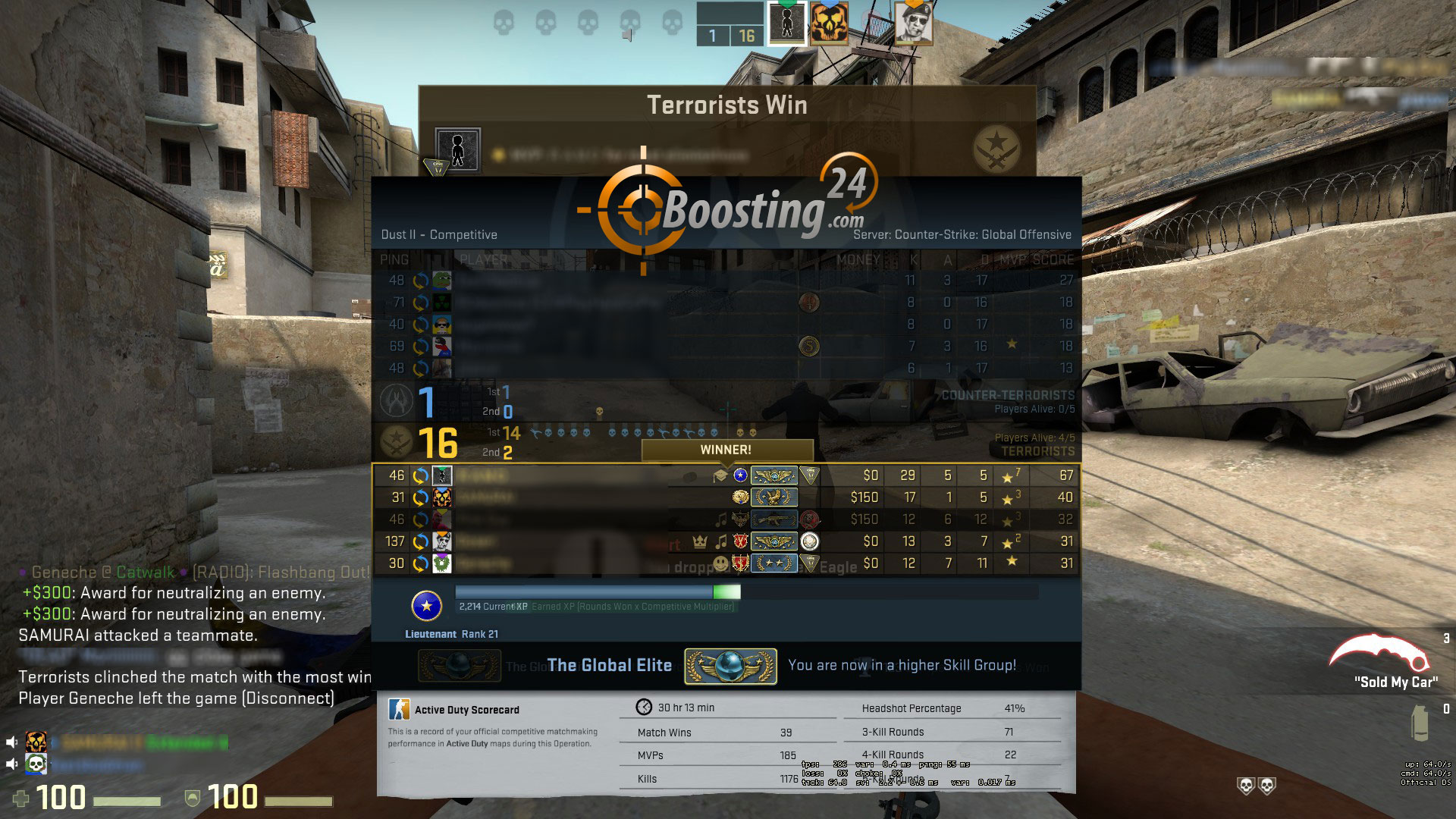 How to rank up in cs go matchmaking