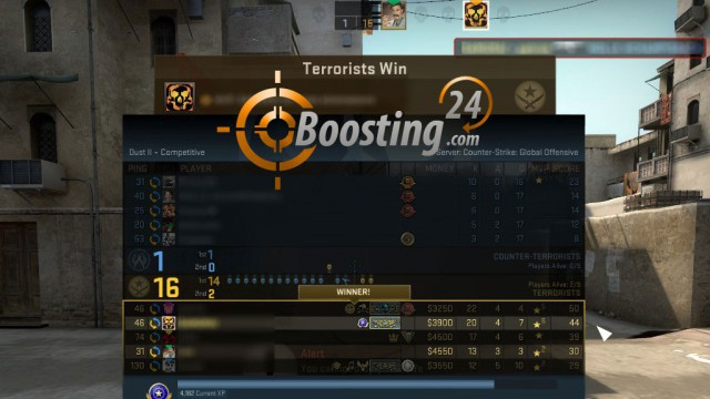 0csgo rank boost global elite